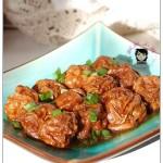 面筋泡塞肉(上海本帮菜)