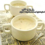 鸡蓉蘑菇浓汤的做法