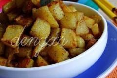 黑胡椒土豆的做法