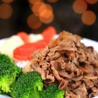 健康正宗的吉野家肥牛饭的做法