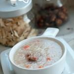 排骨马蹄胡萝卜粥(早餐食谱)