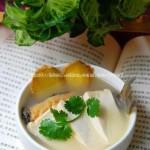 鲫鱼豆腐汤(淡又鲜美的下奶月子汤)