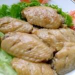 西紅柿燒雞翅(強筋健骨的菜)