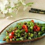 橄榄菜肉碎四季豆(超下饭)