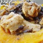 豆豉腐乳南瓜鸡(荤素搭配)