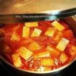 泡菜汤(韩国料理)