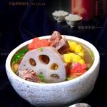 莲藕排骨汤(提高免疫、预防感冒)