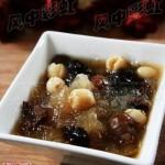 桂圆红枣银耳羹(健康甜品)