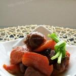 羊肉胡萝卜(荤素搭配)