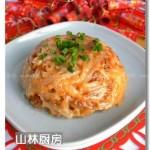 辣蒸牛肉萝卜丝(春节年夜饭家宴菜)