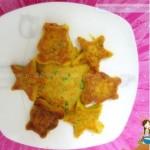 韓式風味胡蘿卜餅的做法
