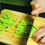 川式干煸豆角的做法