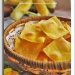 玉米面脆饼的做法