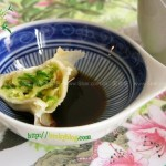 西葫芦鸡蛋锅贴的做法