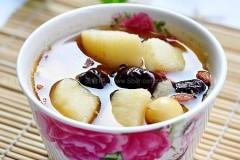 秋季养生美颜汤的做法