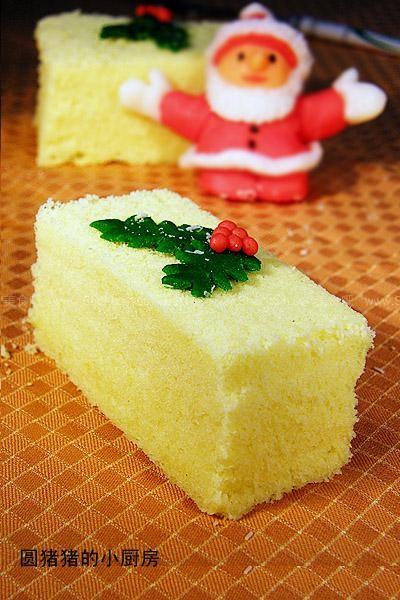 柠檬蒸蛋糕的做法