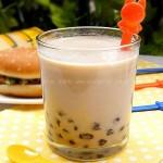 台湾珍珠奶茶的做法
