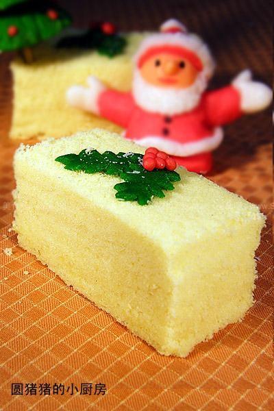 清新柠檬蒸蛋糕的做法