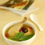 香菇鸡汤(暖心暖胃的汤汤水水)
