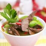 绿豆丝瓜护肝汤(清肝解毒)