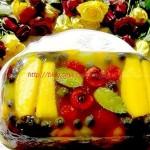 水果冻(健康甜品)