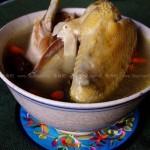 土鸡汤(春节年菜)