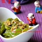 烤青椒(烤箱菜)
