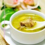 墨魚雞湯(美味湯水)