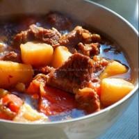 家常土豆炖牛肉