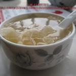银耳雪梨猪手汤(胶原蛋白多多的美容汤)