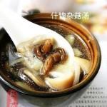 什锦杂菇汤(调理养胃的好汤)