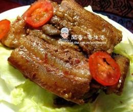 豆瓣酱肉的做法