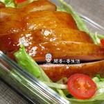 蜜汁酱烤鸡腿(烤箱菜)