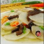 山药木耳(春节家宴菜)