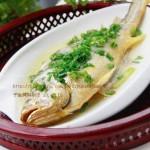 清蒸黄鱼(春节家宴菜)
