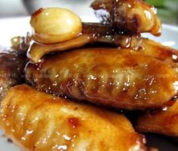 蒜香可乐鸡翅