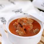 番茄燉牛腩(西紅柿燉牛腩)