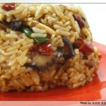 腊味炒饭(早餐食谱)