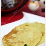 奶香鸡蛋饼(早餐食谱)