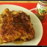 意大利香草鸡腿排(煎出来的美味)