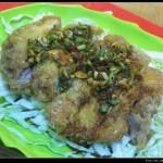 泰式椒麻鸡(油炸食品)