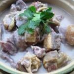 香芋腊鸭煲(广东腊鸭吃法)