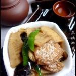 冬筍肉片(鮮筍好吃的小妙招)