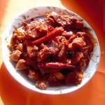 辣焖羊肉的做法