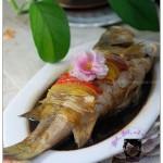 清蒸鲈鱼(只有蒸鱼豉油,一定能做出好吃的鱼来吗?)
