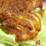 脆皮烤鸭腿(烤箱菜)