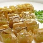 素食笋豆蘑菇皮冻(懒人不可不学的健康饮食小窍门)