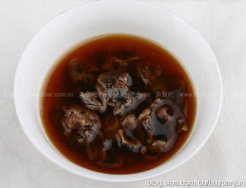 开心果春笋香菇的做法