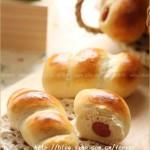 台式香肠面包卷(早餐食谱)