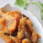 黄金熏鱼(春节家宴菜)